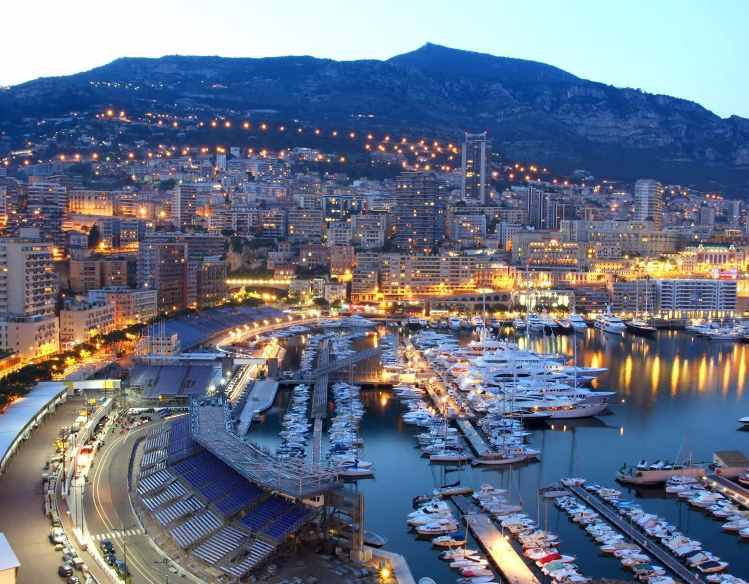 Monaco Grand Prix with 4* Mecure Notre Dame, Nice - 3 Nights (VIP Hospitality or Ticket) - Front Row Events
