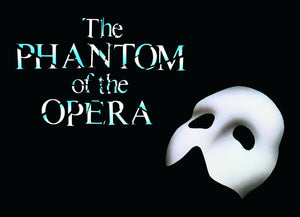 The Phantom of the Opera - Theatre, Dinner and 5* Hotel (2 nights 27th-29th Oct 17)