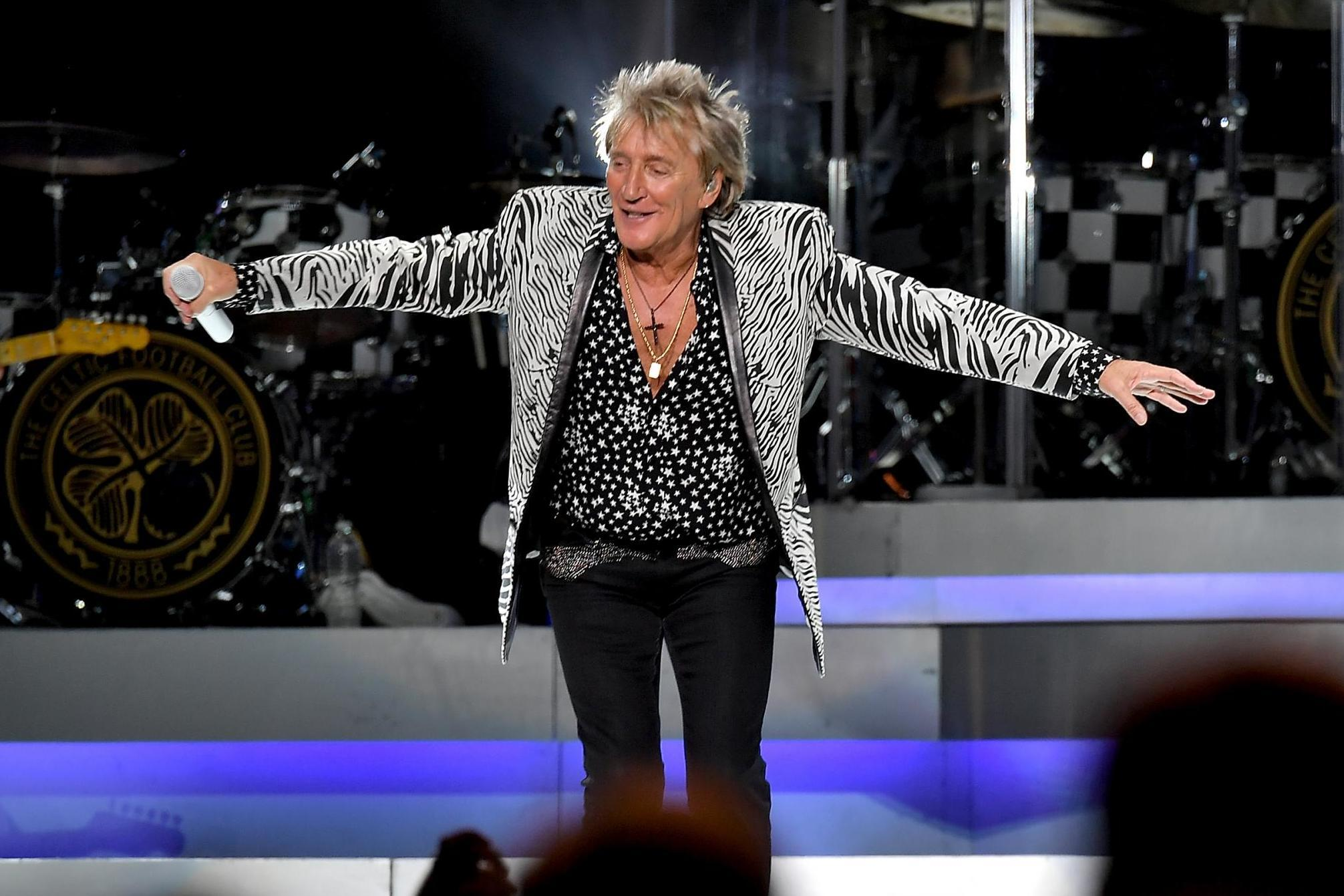 ROD STEWART VIP - LONDON - Front Row Events