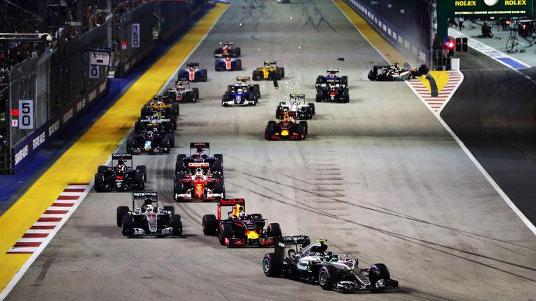 Singapore Grand Prix  - 5 Nights  (VIP Hospitality or Ticket) - Front Row Events
