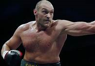 TYSON FURY VIP FLOOR SEATS with HOSPITALITY - Front Row Events