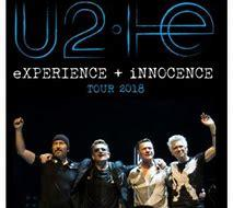 U2: The eXPERIENCE + iNNOCENCE Tour 2018 - Front Row Events