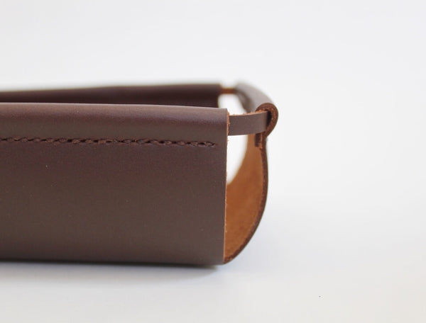 Rectangle Valet in Brown