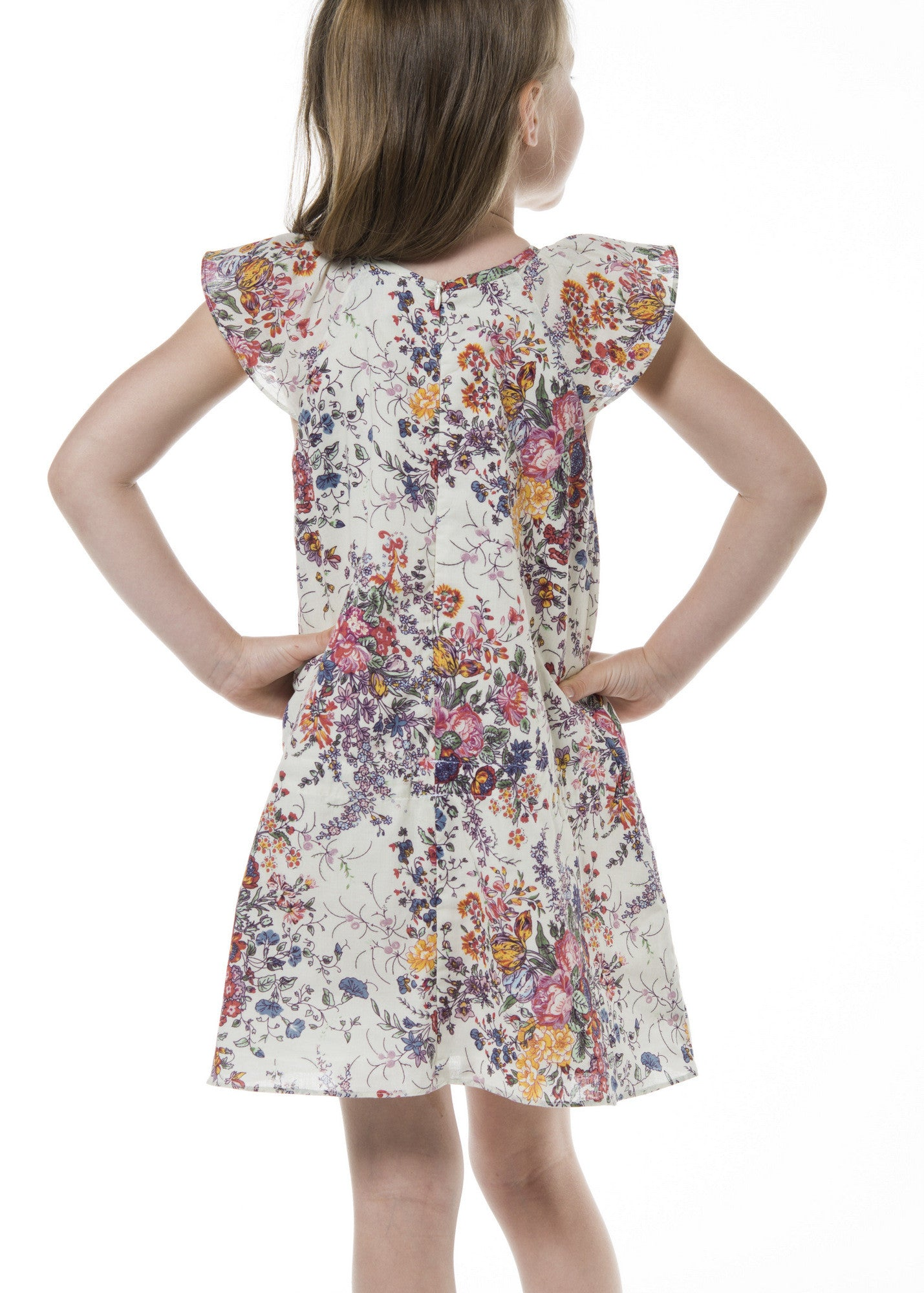 Girl Dress - Liberty