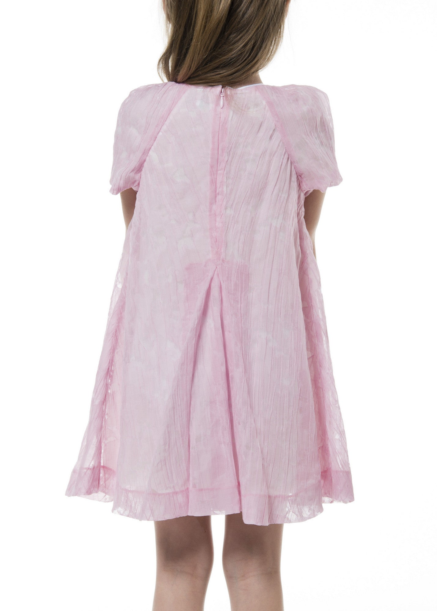 Girl Dress - Light Pink