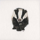 Badger Prints and Cards