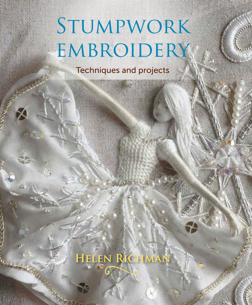 """Stumpwork Embroidery"" by Helen Richman"