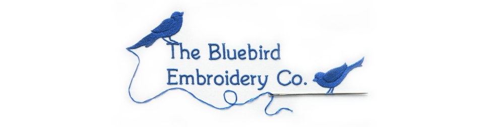 The Bluebird Embroidery Company