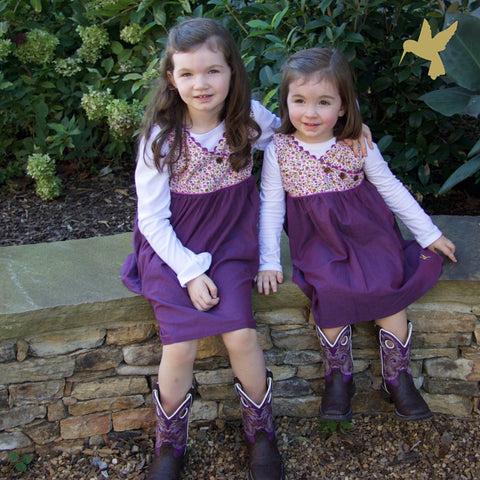 Wind Charmer Purple Fall Dress, Boots, layering pieces, vintage style dresses