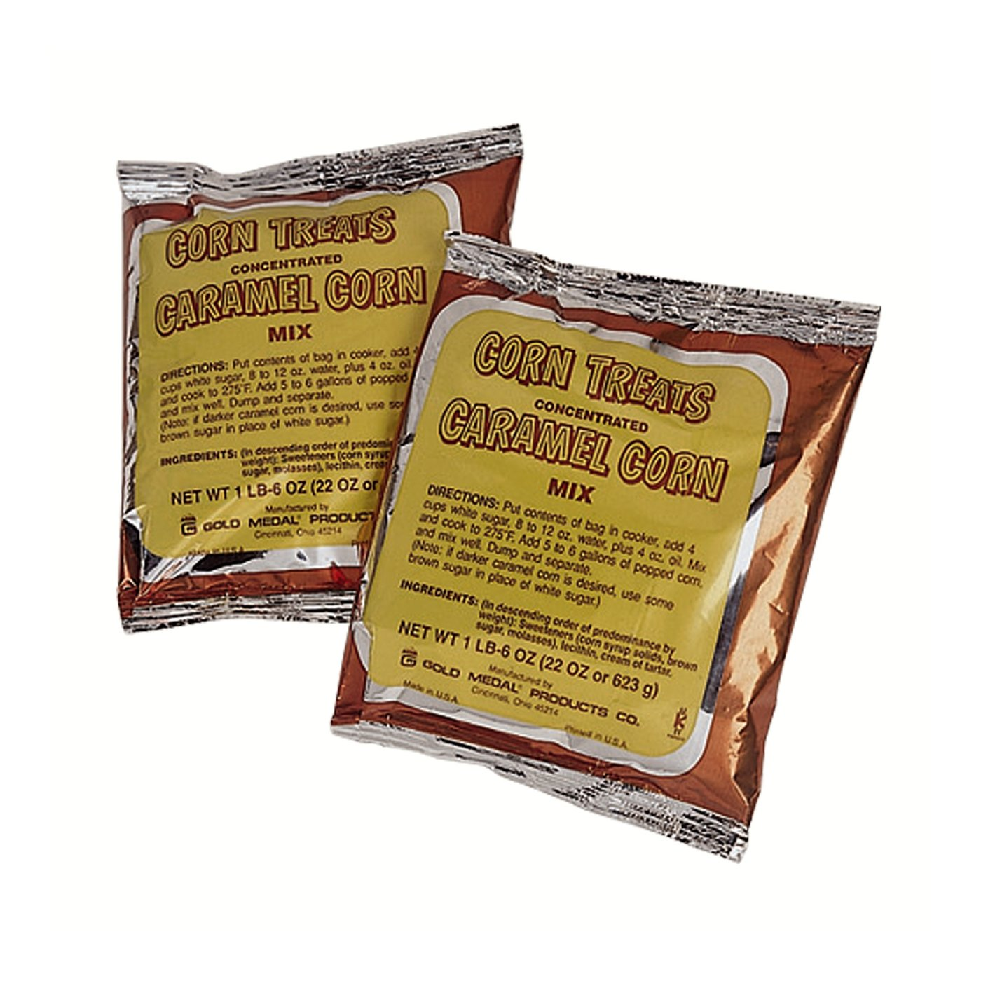 Chocolate Corn Treat Concentrate Mix (Bulk)