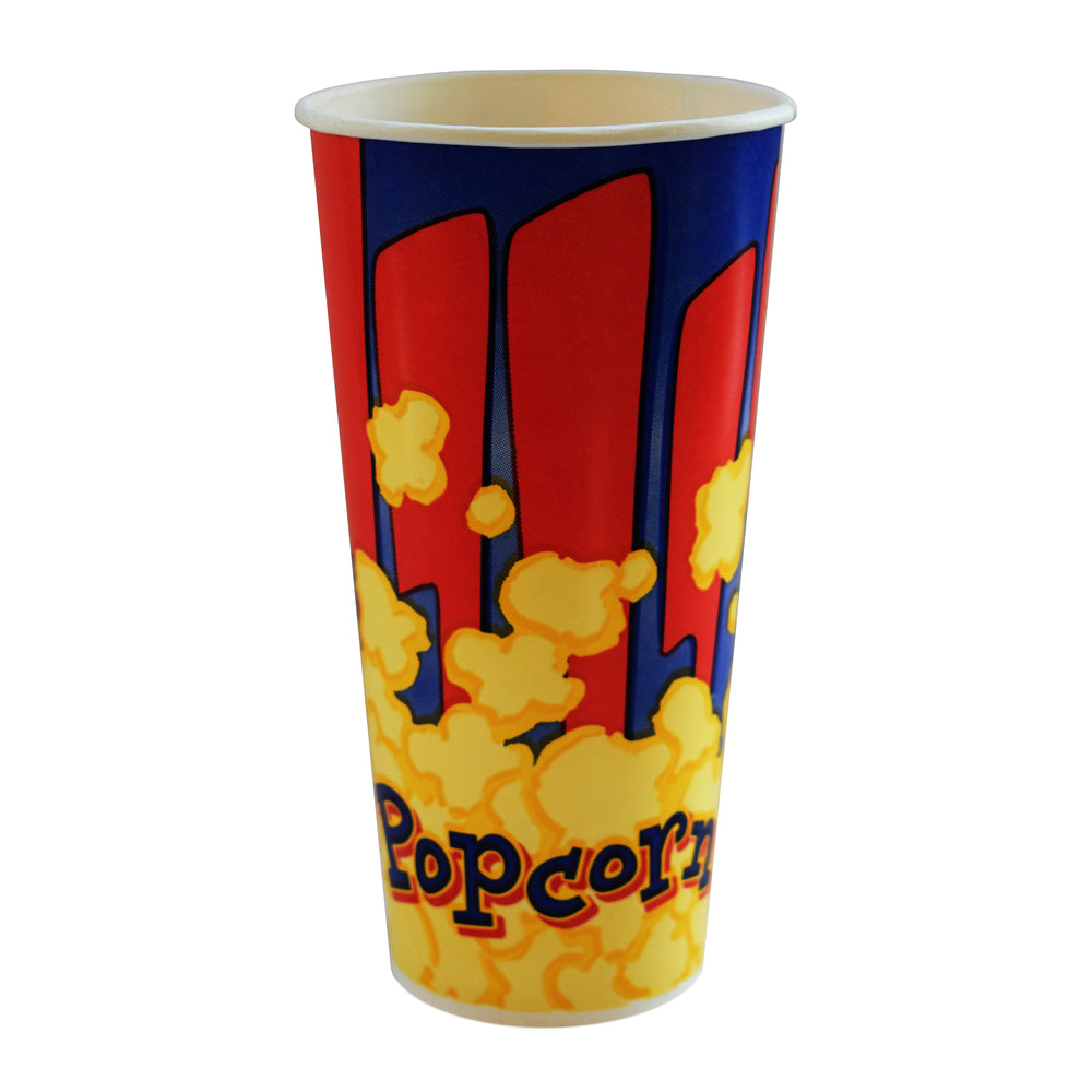 24-oz. Cinema-Style Popcorn Tubs