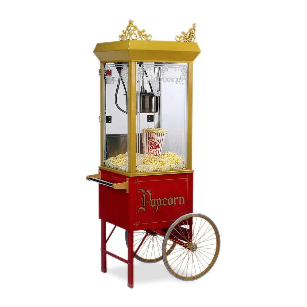 Antique Pinto Pop Popcorn Machine