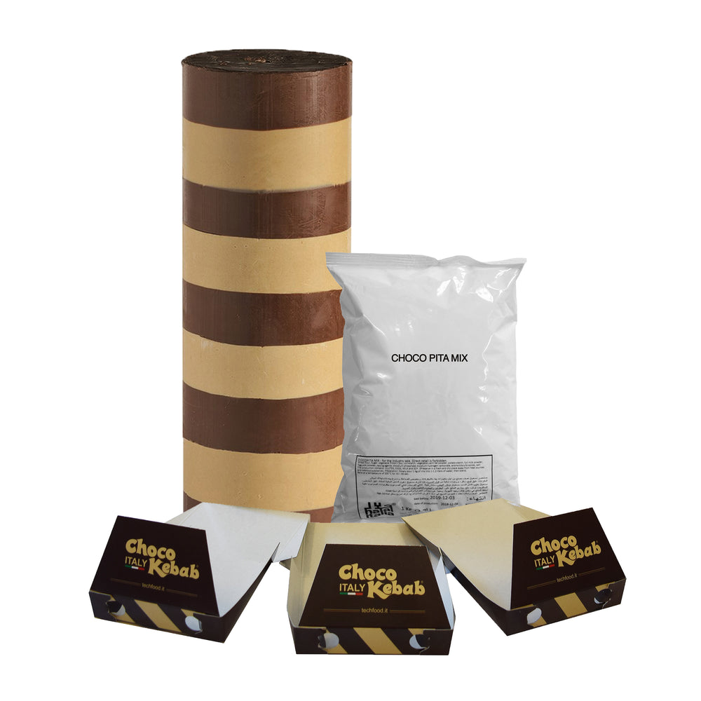 Chocolate Shawarma Refill Kit