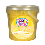 Small Citrus & Passion Fruit Candy Floss Tubs 1L