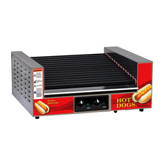 Double Diggity Hot Dog Roller Grill