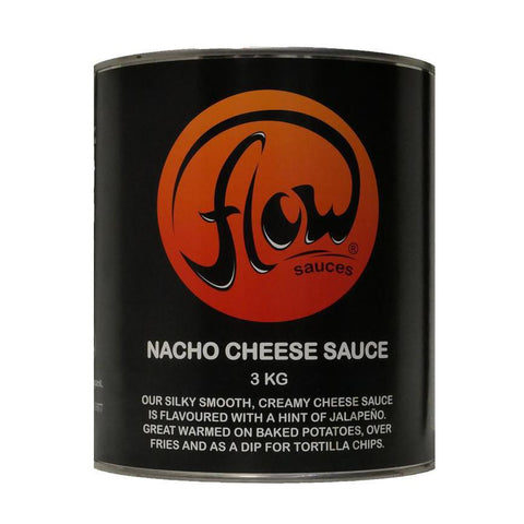 Flow Nacho Cheese Sauce (3kg)