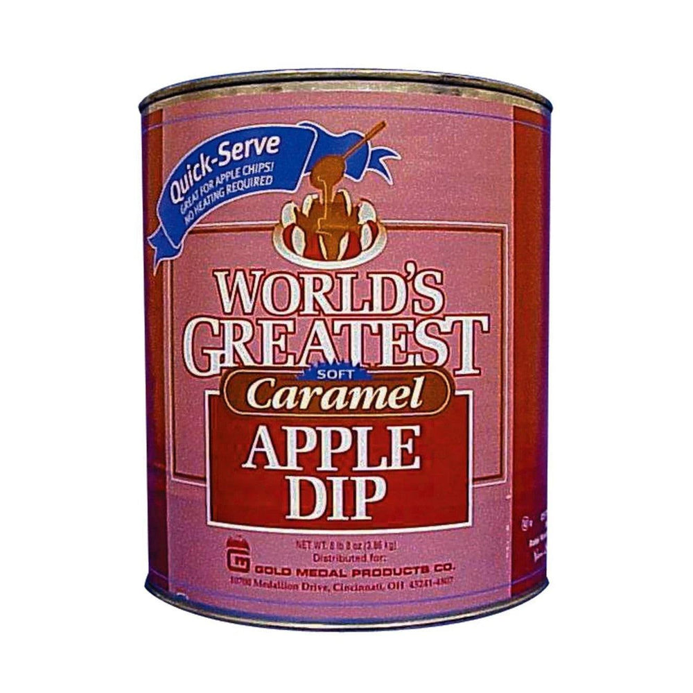 World's Greatest Caramel Apple Dip