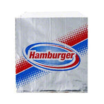 Foil Hamburger Bags