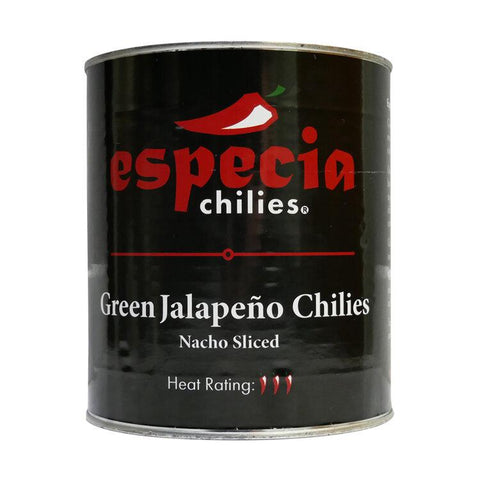Sliced Jalapeño Chillies