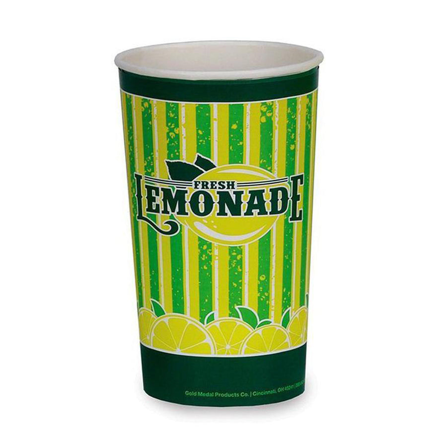 Double-Poly Lemonade Cup