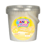 Small Passion Fruit Candy Floss Tubs 1L