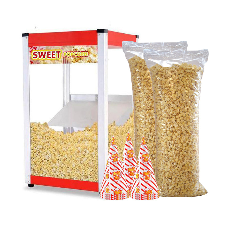 Popcorn Warmer Package Deal