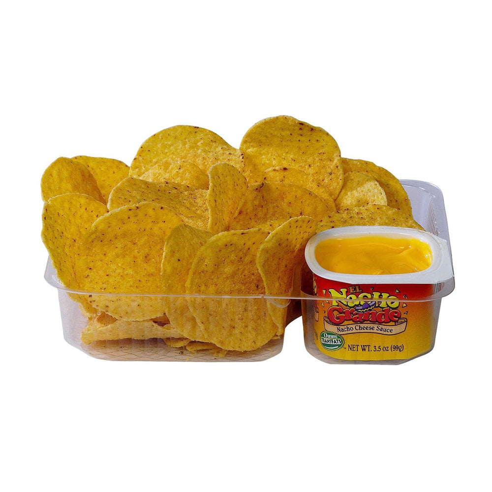 Portion Pak Nacho Trays