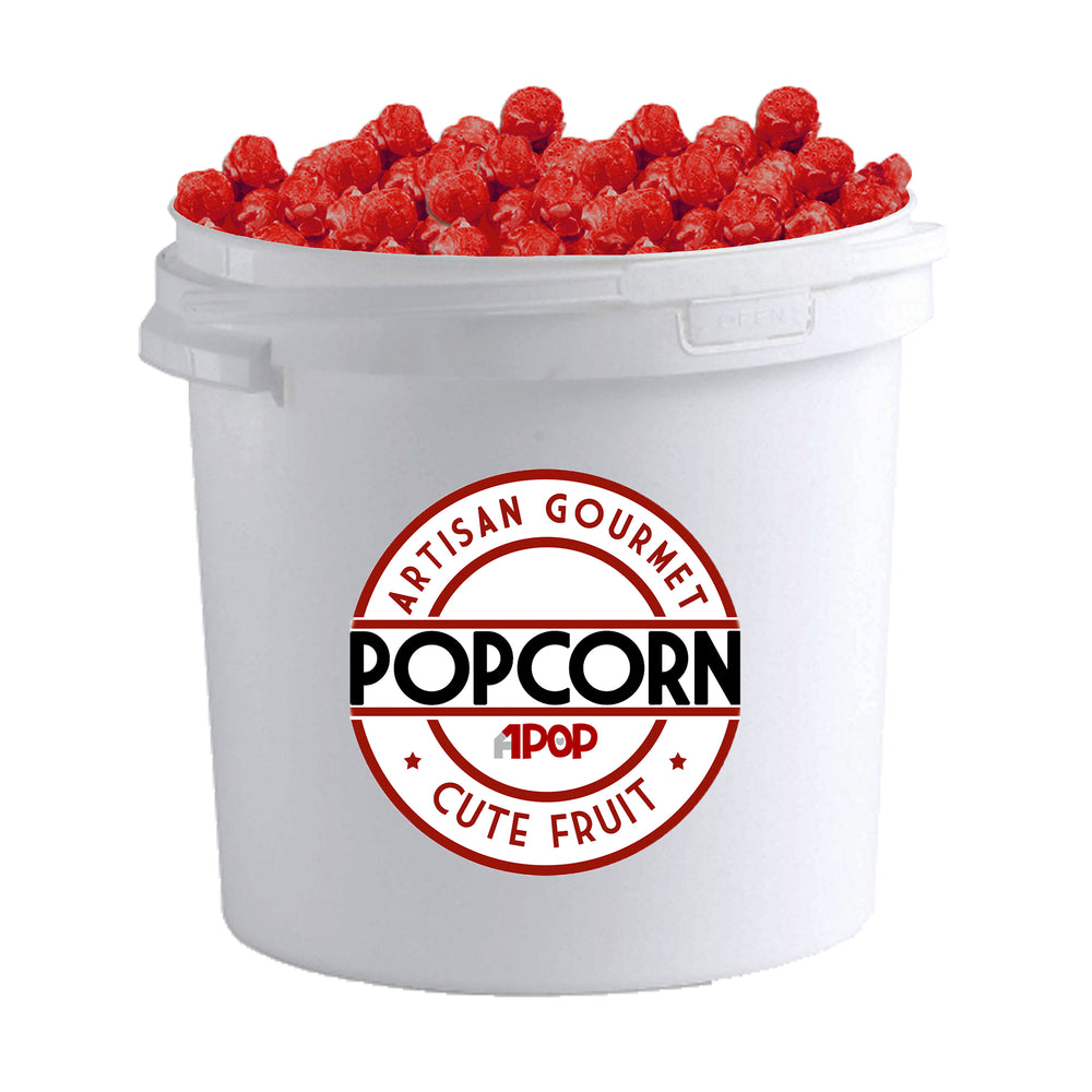 Ready-Made Red Cherry Popcorn 4kg