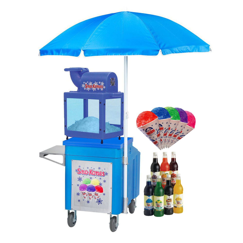 Snow Cone Maker Package Deal