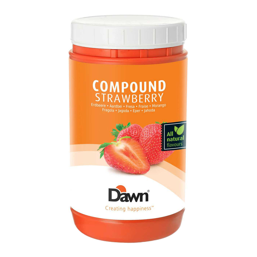 Strawberry Donut Compound 1kg