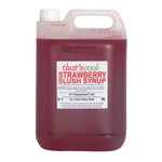 Strawberry Slush Syrup 5L