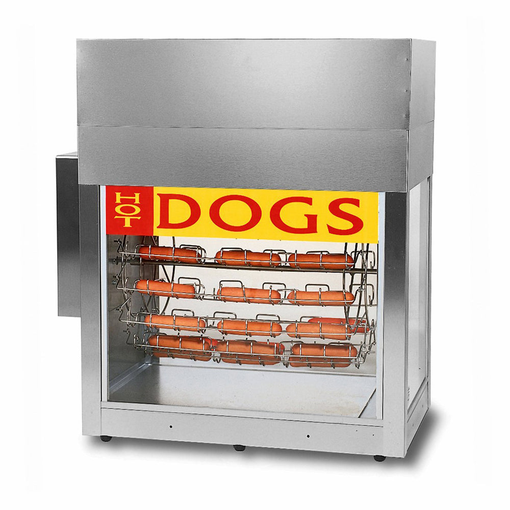 Super Dogeroo Hot Dog Rotisserie