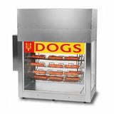 Super Dogeroo® Hot Dog Rotisserie