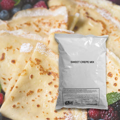 Luxury Sweet Crepe Mix