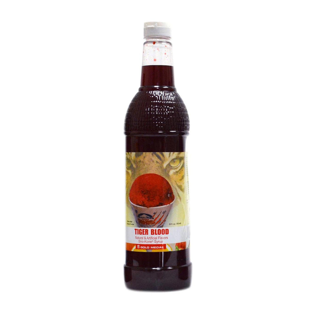 Tiger Blood Snow Cone Syrup