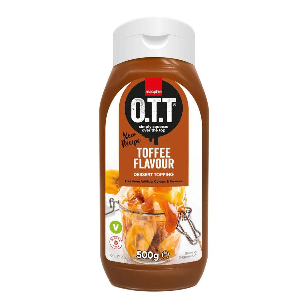 Toffee Topping Sauce 500g
