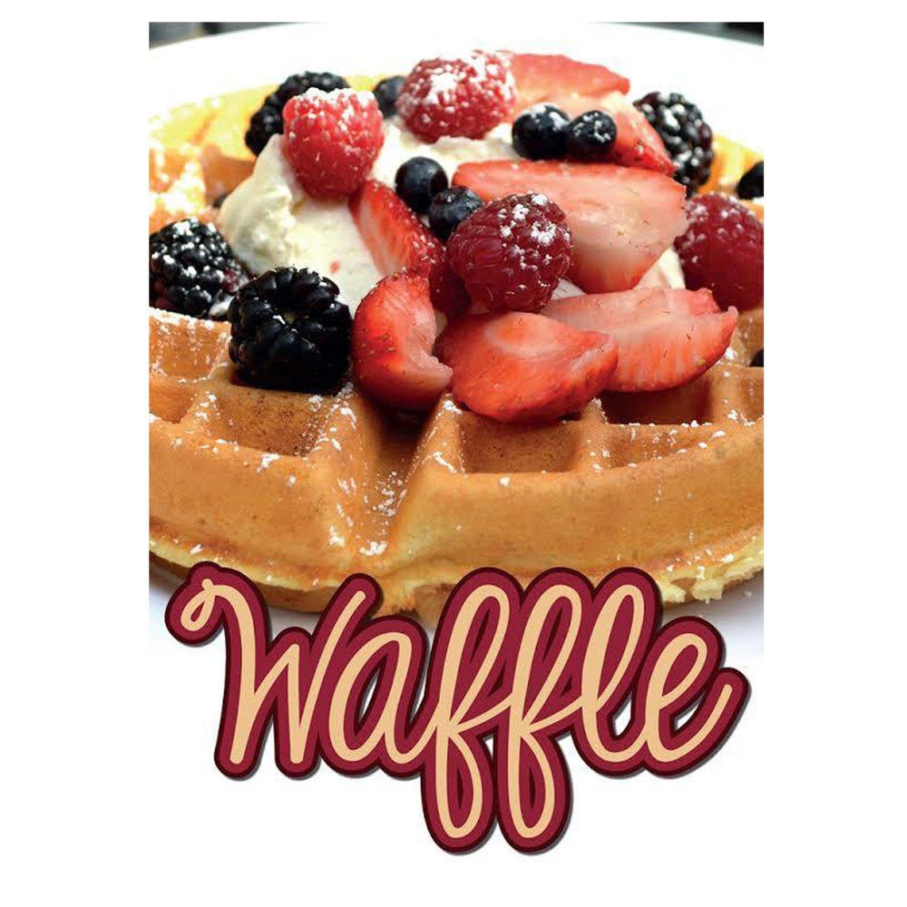 Waffle Poster