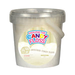 Small White Candy Floss Tubs 1L