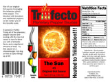 Pepper Sauce : #09 : Sun : Original Hot : 5.0 oz