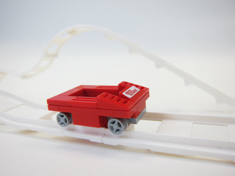 Brick Sleigher Track & Car Set (BC501)