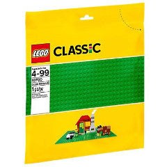 LEGO® CLASSIC 32X32 Bright Green Baseplate (10700)