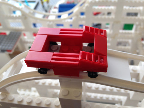 BrickCoaster Car