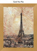 Scrolled Eiffel Tower