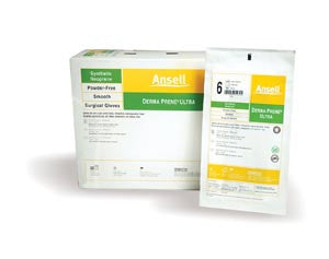 ANSELL GAMMEX NON-LATEX POWDER-FREE STERILE NEOPRENE SURGICAL GLOVES