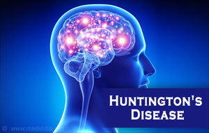Cannabinoids May Help in Huntington's Disease