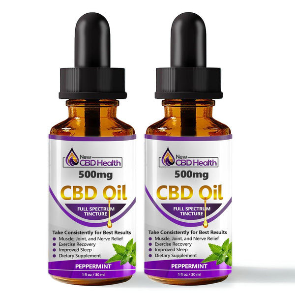 500 MG CBD Oil