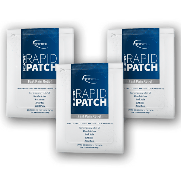 Rapid Pain Relief Patch