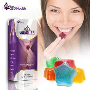 CBD Star Gummies - EDIBLES
