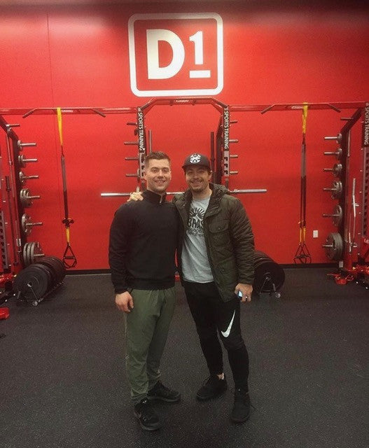 Danny and Joel Woodhead: Creating a Place for Every Athlete