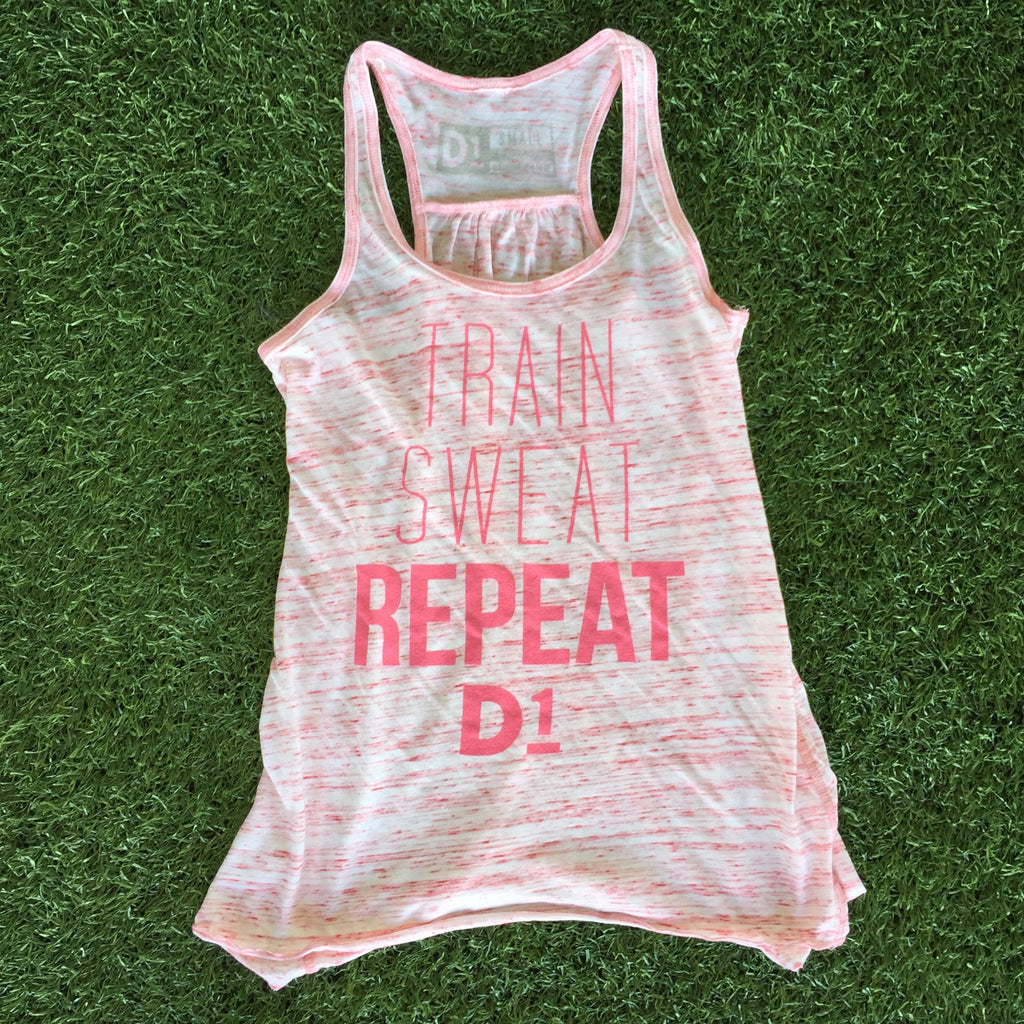 Women's Repeat Racerback Tank